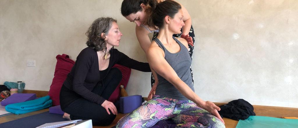 Yoga Teacher Training Cornwall
